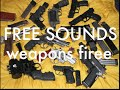 Sounds Effects Weapons Bruitages Et Sons D Armes Free Downlo