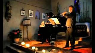 Villa-lobos - O Canto Do Cysne Negro. Artists: Halit Turgay-flute, Yekaterina Lebedeva-piano