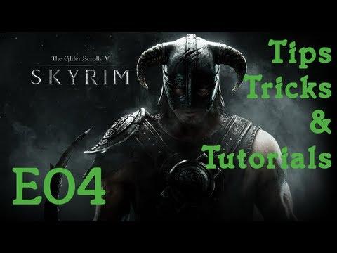 Tips, Tricks & Tutorials - E04 [Skyrim] - Smithing 100