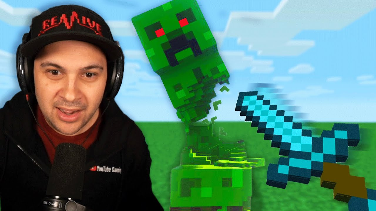 Using Real Life Physics To DESTROY Minecraft | Teardown