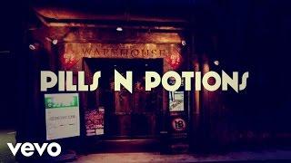 Nicki Minaj - Pills N Potions (Lyric Video)
