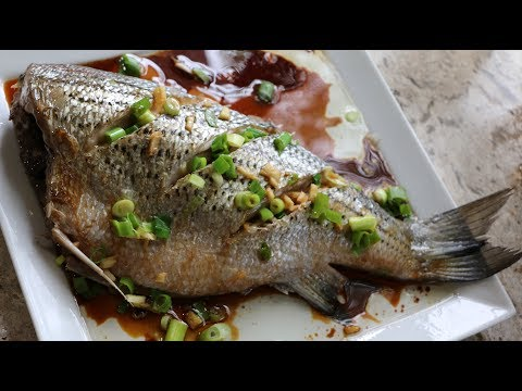 Mom's Fried Fish (Chinese Style)