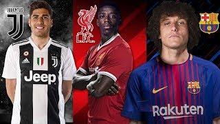 10 صفقات قوية منها من تمت في الإنتقالات القادمة | مفاجئة ريال مدريد ..