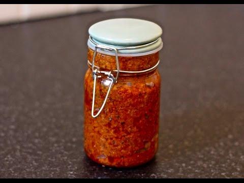How to make Sundried Tomato Pesto
