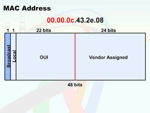 073   06  Ethernet Fram Structure   04  MAC Address