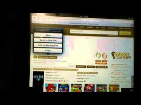 how to download free movies or music onto ipad iphone ipod touch