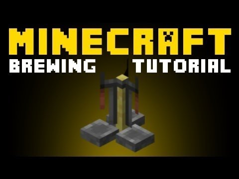 Minecraft:How To Make A Potion Of Invisibility