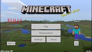minecraft windows edition free