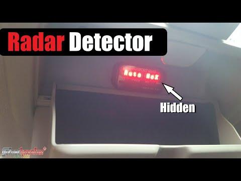 Passport Qi45 Built In Radar Detector (Nissan 350Z)