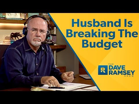 Husband Keeps Breaking The Budget To Help People