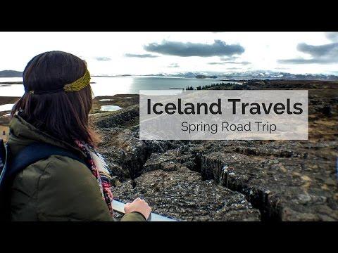 Iceland Travels – Spring Road Trip from Reykjavik to Vik to Akureyri