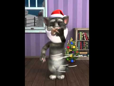 Talking Tom's Xmas