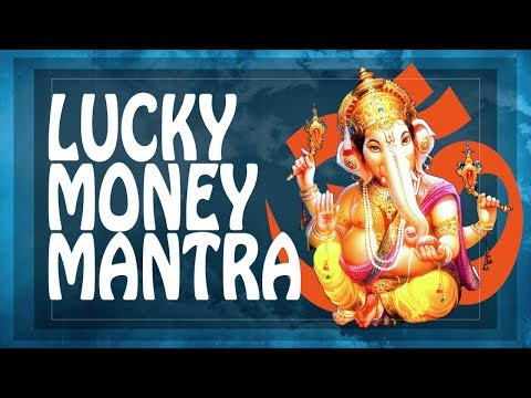 LUCKY MONEY Mantra for money $$$ Recharge your LUCK! God of Wealth GANESH Prosperity Music 2018 PM