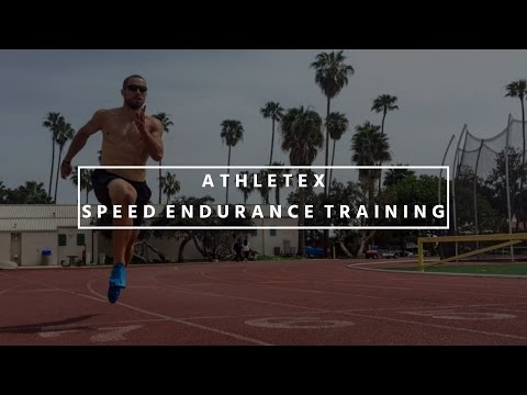 Endurance Training for Sprinters