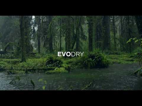 Marmot EvoDry Technology