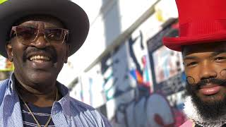 Download Fab 5 Freddy Interviewed By Legend Already Made & Crash By Rohan Marley For Art Basel Video