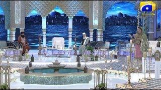Geo Ramzan Sehri Transmission - 13 May 2019 - Ehsaas Ramzan