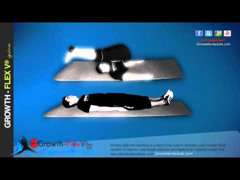 How To Grow Taller Exercises: Improve Balance of the body