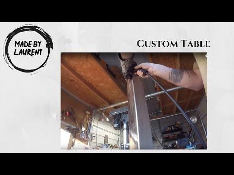 Pedestal Table Part 1
