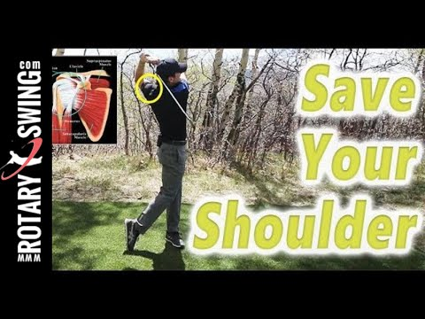 Shoulder Impingement in the Golf Swing - Prevent #1 Injury