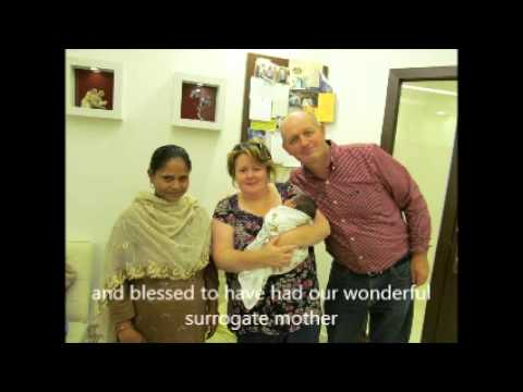 From Ireland: a dream come true with the help of our surrogate