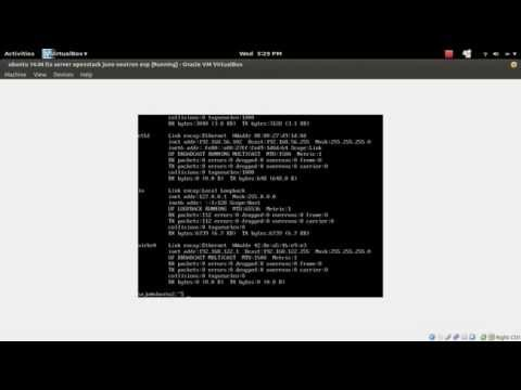 How to Setup Static IP Address Ubuntu