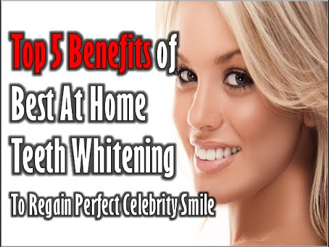Home Teeth Whitening Kit – Top 5 Benefits of Teeth Whitening Home Kit To Regain Celebrity Smile!