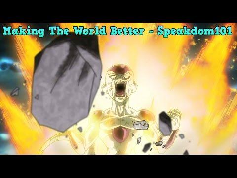 How We Can Make The World Better - Speakdom101