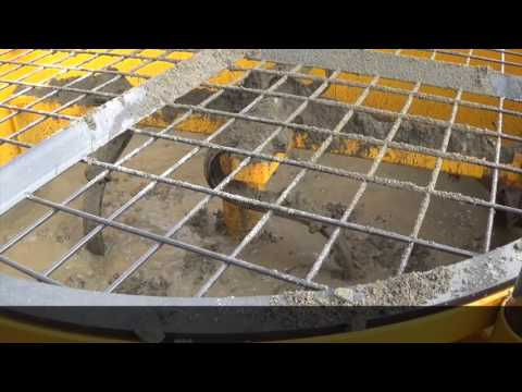 Zagroda Concrete Mixer Demo by Implements Direct