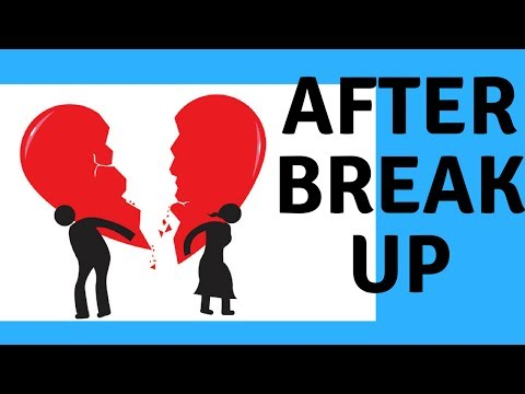 HOW TO REACT AFTER BREAK UP | WHAT LESSONS SHOULD A GUY LEARN AFTER BEING HEARTBROKEN?