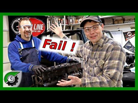 Engine Cleaning Fail: Rebuild Part 13