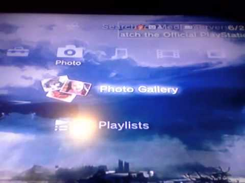How to change your ps3 login name and icon