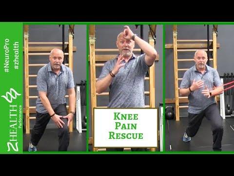 Knee Pain Relief Drills