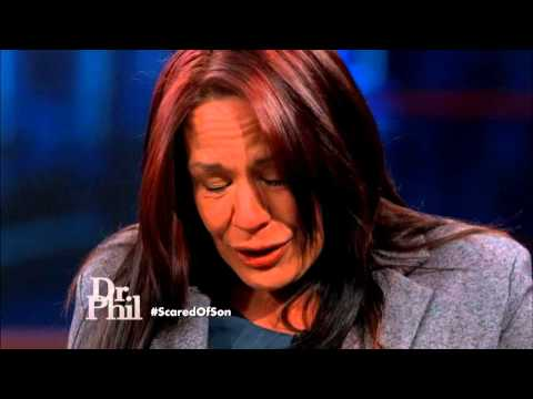 Mother And Son's Heartbreaking Argument Caught On Tape