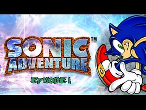 Sonic Adventure: Episode 1- Pound Sign