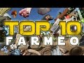 Top 10 ARK | Mejores DINOS Para FARMEAR [PC/PS4/XBOXONE] (+ cómo tamearlos) // ARK SURVIVAL EVOLVED