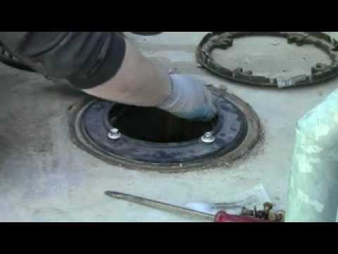 Installation of a Roof Drain Extension