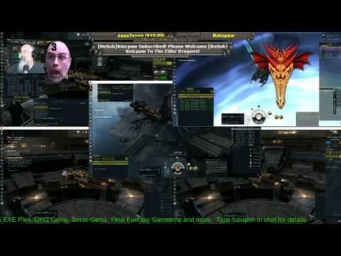 EVE Multi-Client Mining - 7x Clients - EVE Online Live