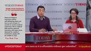 VoicesTODAY asks: Health care: How to bring costs down?