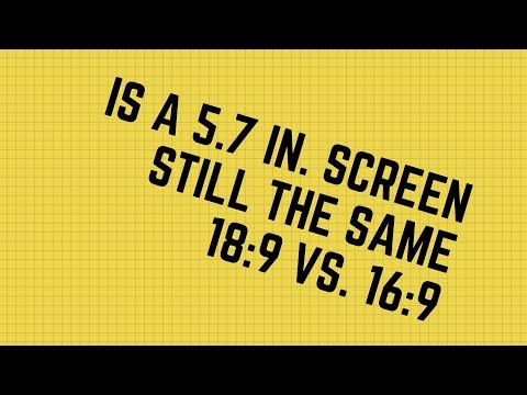 What Does Aspect Ratio Mean For The Size Of Your Screen?