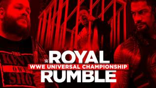 WWE Royal Rumble 2017: Reigns vs. Owens – Live this Sunday