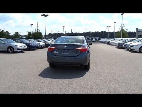 2015 Toyota Corolla Wilson, New Bern, Goldsboro, Greenville, Rocky Mount, NC PU9349