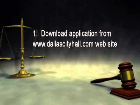 City of Dallas Deferred Disposition