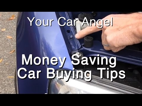 How to Inspect a Car for Damage  - The Easy Way