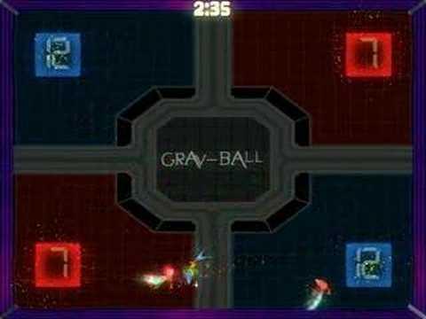 GravBall - Gameplay