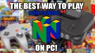 How to play Super Mario 64 at 1080p 60fps - PakVim net HD