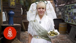 This German Town Is Crazy for Gherkins