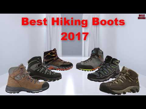 10 Best Hiking Boots 2017 |Best Hiking Boots for Men