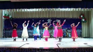 Yesu Mujhe Pyar Kartha Hai - Kids Christmas Festival 2015