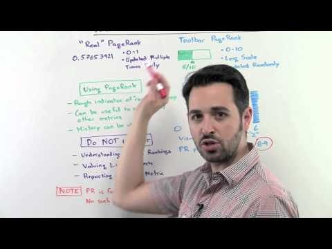 What is Google's PageRank Good For? - Whiteboard Friday